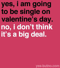 Anti Valentines Day Quote