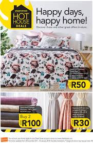 sheet street hot house deals 28 dec 2017 3 jan 2018