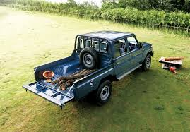 Check out the Reissued Toyota Land Cruiser 70 Pickup Truck! - The ...