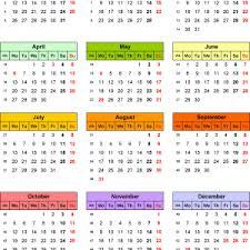 Word Template Calendar 2015 Custom Calendar Template 2015 Unique Calendar 2015 Uk 16