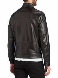 boss nocan leather jacket black short mens leather suede jackets 100 leather hugo boss qxjw up to 79 off
