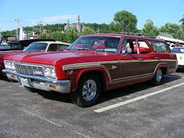 1966 Chevy Caprice Station Wagon | I had just made a comment… | Flickr