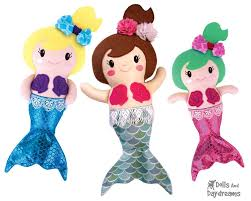 Dolls And Daydreams Embroidery Designs Embroidery Machine Mermaid Pattern