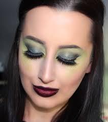 wicked witch makeup tutorial ashley elizabeth