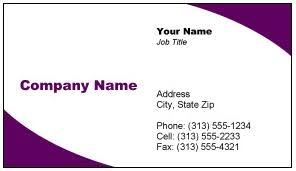 Microsoft Business Cards Templates Download Free Business Cards Templates Microsoft Word