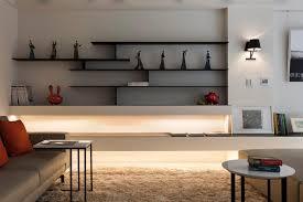 Creative Shelf Living Room Take A Look 60 Creative Wall Shelves In 2017