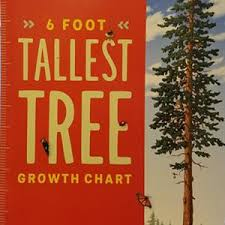Red Book Growth Chart Growth Chart Tallest Tree