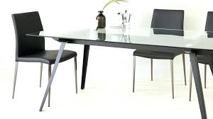 round black glass dining table only 8 contemporary set delivery seats square for