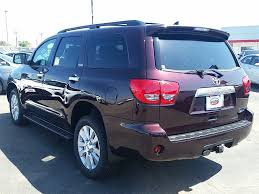 2017 New Toyota Sequoia Platinum 4WD at Kearny Mesa Toyota Serving ...