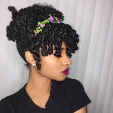 Grande Coiffure Cheveux Afro Crépus Naturels Coiffure