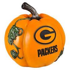 Green Bay Packers Logo Pumpkin (Pkr Team) from Kohl's | Packers