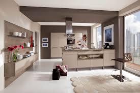 Küchen Holz Modern Mit Kochinsel