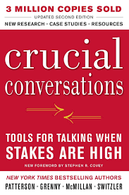 Conversation Quotes Custom The Top Inspirational Quotes From The Book Crucial Conversations