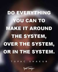 Tupac Love Quotes Amazing 48 Powerful Tupac Shakur Quotes About Life YourTango