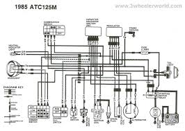 125m wiring (ignition, elec start and lights) Eagle 100Cc ATV Wiring Diagram at Suzuki 110cc Atv Wiring Diagram