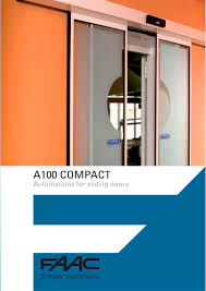 automatic door a100 1 6 pages