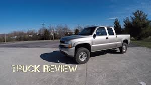 All Chevy chevy 2500 mpg : 2002 Chevy Silverado 2500 8.1L Big Block V8 / Truck Review - YouTube