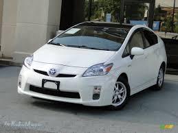 Toyota Prius 2014 White wallpaper | 1024x768 | #25686