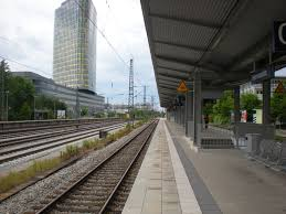 Munich Heimeranplatz station