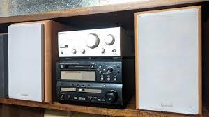 Bán dàn mini Denon MA5DV nghe nhạc qua máy tính - 1.500.000đ
