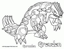Pokemon Ex Coloring Pages Color Bros