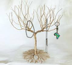 jewelry holder tree image 0 stands diy branch