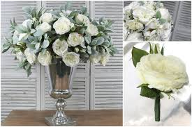 New Artificial Flower Arrangements For Weddings Inspirations Wholesale  Throughout Plan 5