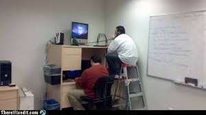 cramped office space. Cramped Office Space O