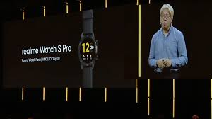 More Realme Watch S Pro details surface ...