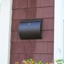 modern wall mount mailbox. Modern Wall Mount Mailbox