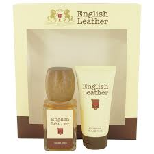 english leather by dana gift set 3 4 oz cologne splash 2 5 oz after