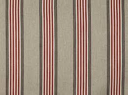 Stripe Designer Fabric A Contemporary Herringbone Stripe Woven In A Viscose Linen