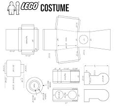 Building An Awesome Emmet Lego Halloween Costume Christian Moist