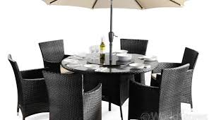 chairs and delightful setting furniture sets outdoor dining inch tablecloth seats cover palma piece table kettler