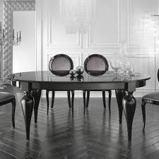 marvelous italian lacquer dining room furniture. Decorating Beautiful Black Lacquer Dining Room Table 2 Italian Designer Oval Extendable Lacquered 1 Lane Marvelous Furniture
