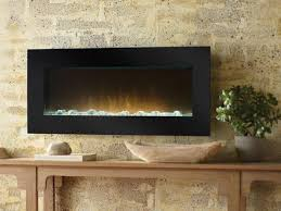 gas electric fireplaces wood stoves more the home depot canada intended for wall mount idea