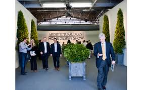 Architectural Digest Home Design Show January 2014