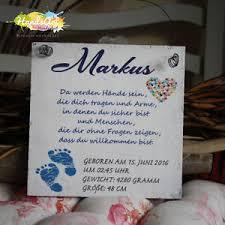 Details Zu Shabby Style Geburtsschild Junge Spruch Holzschild Geschenk Taufe Handsart