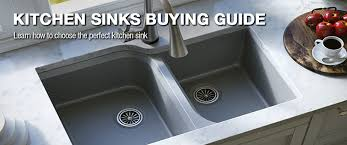 Kitchen Sinks Buying GuideKitchen Sink Buying Guide
