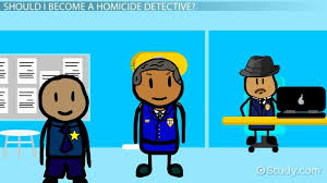 Guide A Career Homicide step Detective Step Become by wUqCxg00F