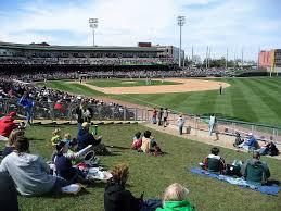 Fifth Third Field Dayton Dragons Stadium Journey