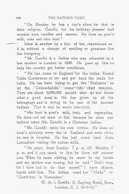 gandhi kingsley hall gandhi ed the home of my grandparents another bill emily saville and this is recorded in muriel lester s autobiography it occurred to me