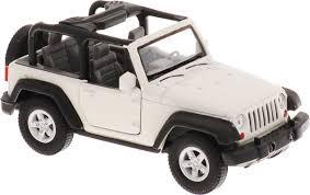 Welly Модель автомобиля Jeep Wrangler Rubicon — купить в ...