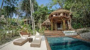 luxury tree house resort. Poolside At The Tree House. Luxury House Resort