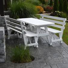 Easy Picnic Table Bench Plans U2013 Ryan Clayton DecoHow To Make Picnic Bench