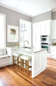 kitchen wall colors gray versus kitchen wall color ideas with white cabinets