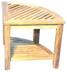 wood shower benches aqua teak aqua teak shower bench shower stool teak teak corner table or wood shower benches teak