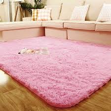 Image of: Pink Bedroom Area Rugs