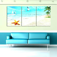 beach themed wall art sets canvas paintings easy wa beach theme painting ideas unique canvas art on free themed paintings  on beach themed wall art with ocean themed wall art beach paintings oil r500