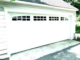double garage door size mm uk standard australia